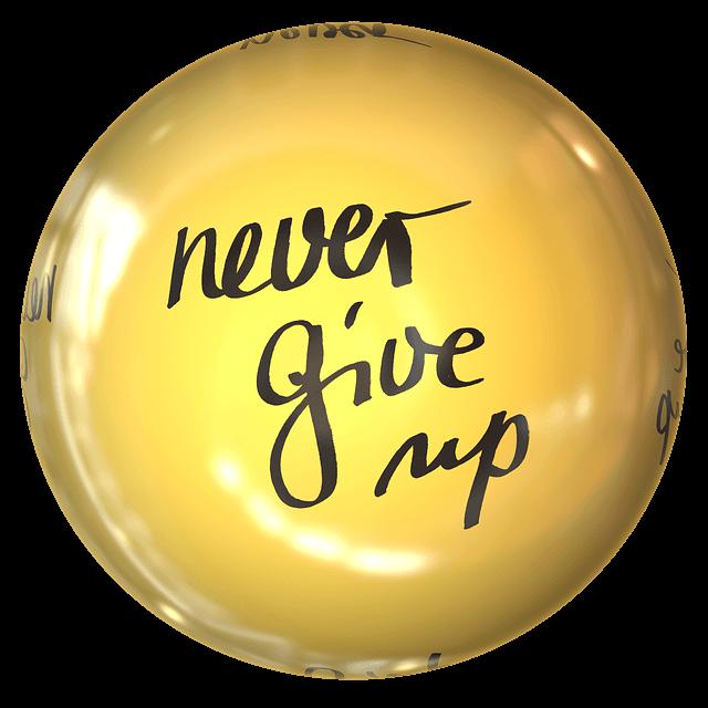 Perseverancia Y Constancia Ayudan A Conseguir Objetivos