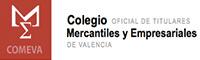 Colegio oficial de titulares Mercantiles y empresariales de Valencia