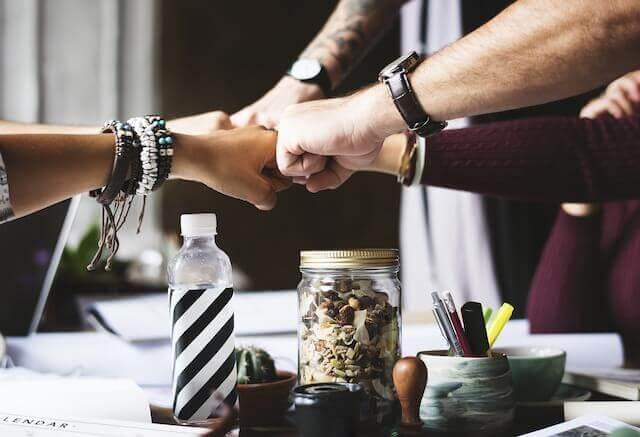 El pacto de socios para emprendedores