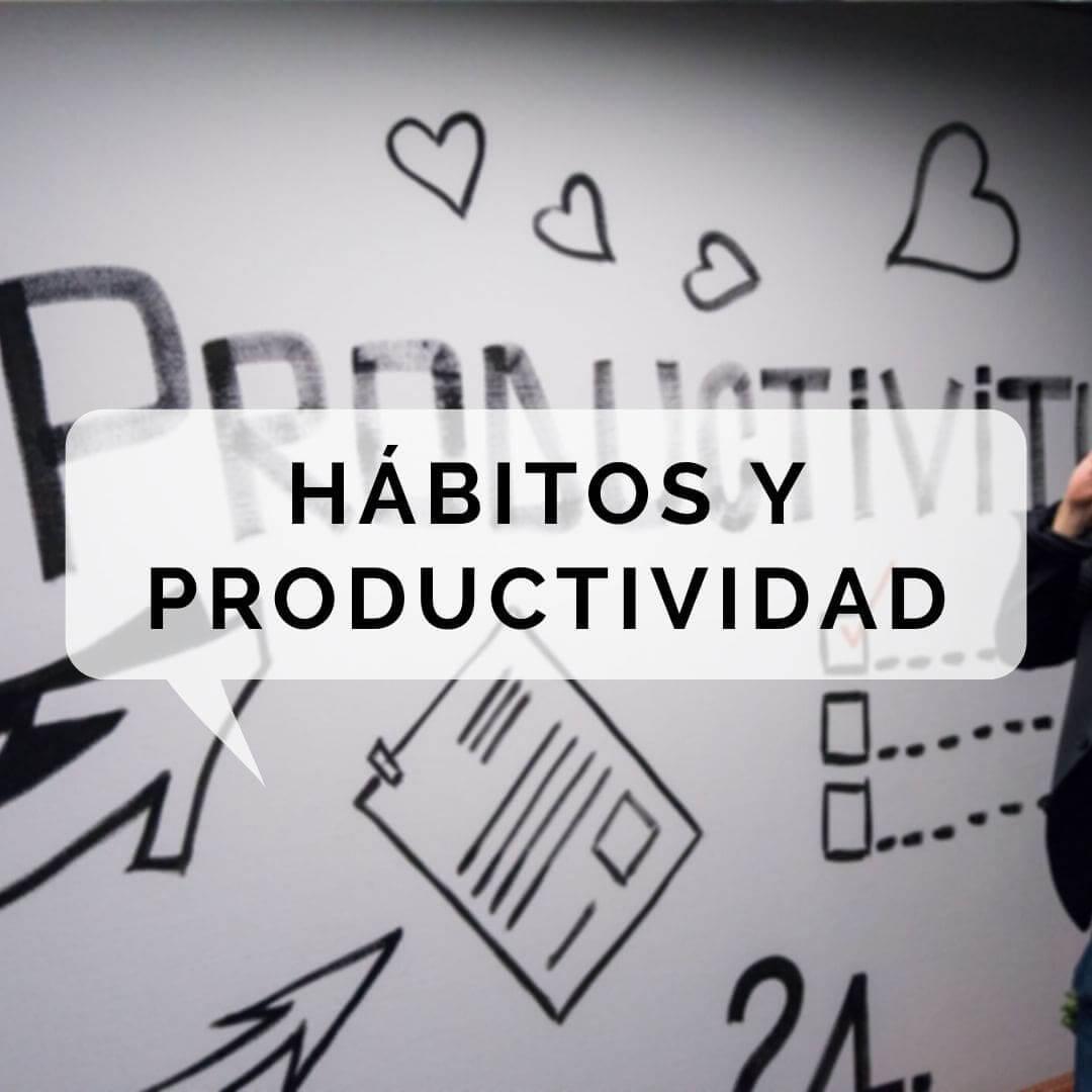 Relación entre Hábitos y Productividad