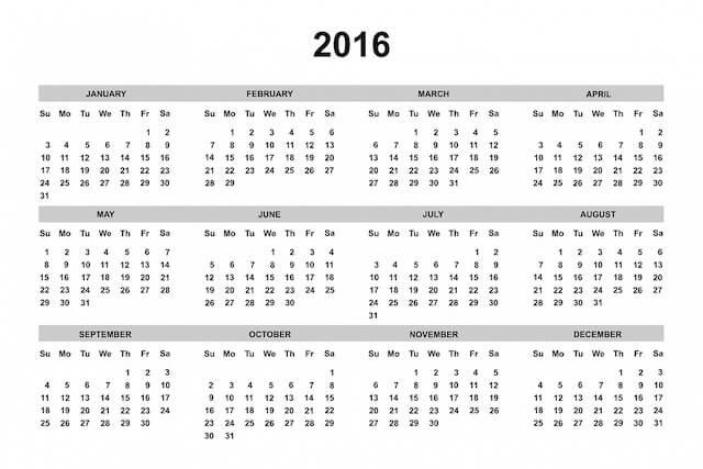 Calendario Laboral Comunidad Valenciana.Calendario Laboral Comunidad Valenciana 2016