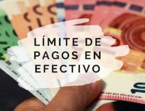 Limitaciones pago en efectivo de mas de 1.000€