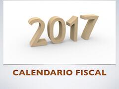 Obligaciones fiscales 2017
