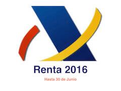 Declaracion IRPF 2016