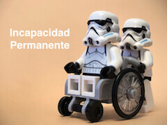 Incapacidad Permanente IP