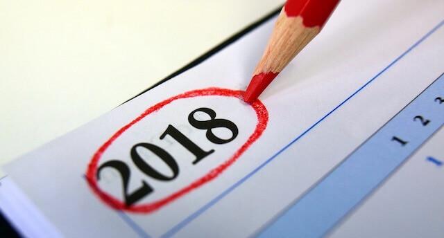Días festivos 2018 - Calendario laboral 2018