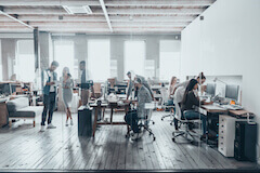 La inversión y las startups