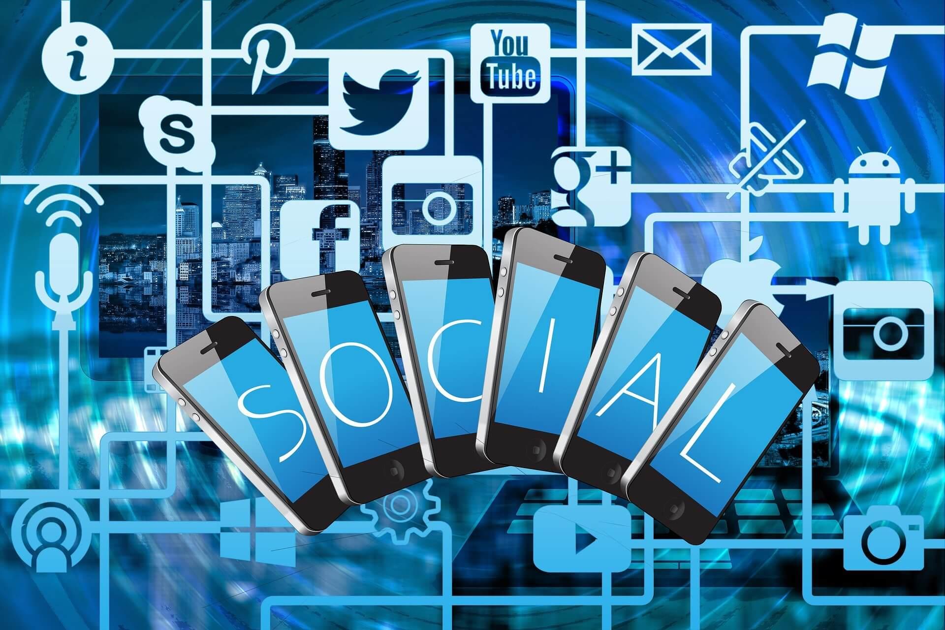 Importancia redes sociales